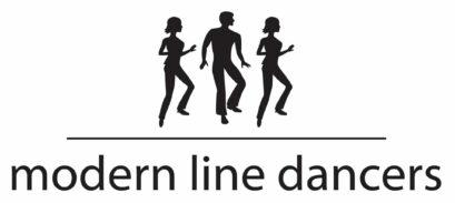 modern line dancers